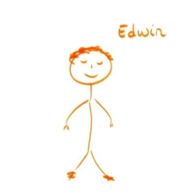 Edwin 9 ans